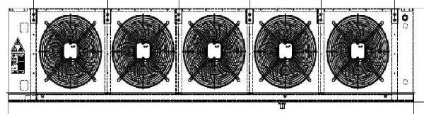 Воздухоохладитель BS-550/140В10