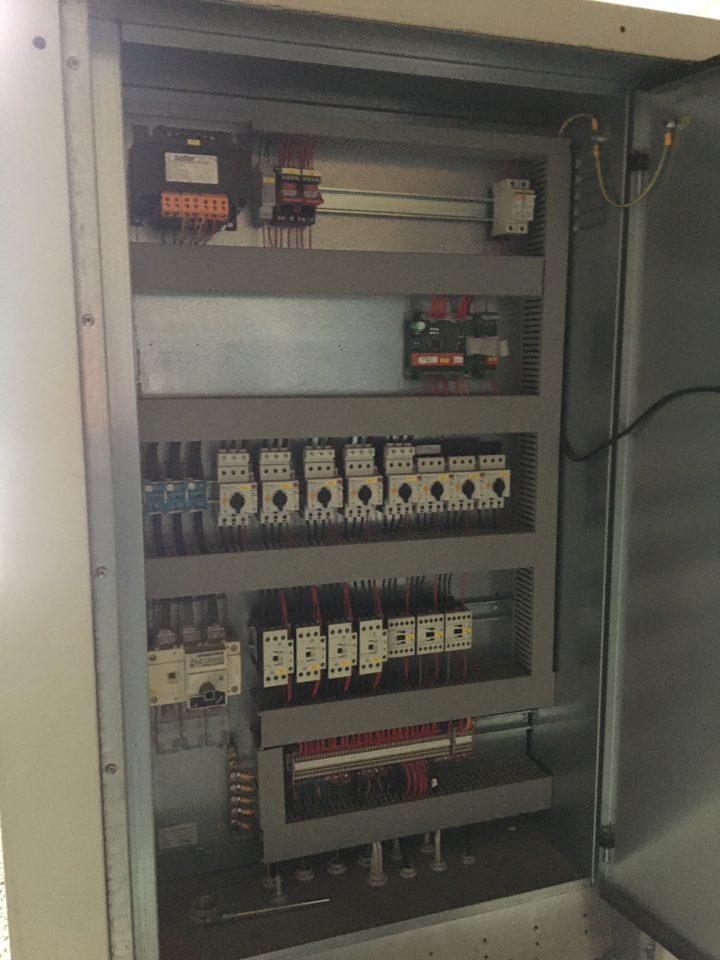 Чиллер 142 кВт